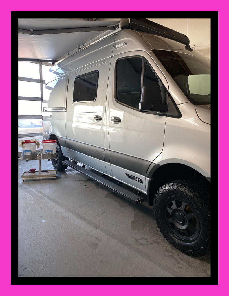 PROJECT - 2021 WINNEBAGO REVEL SPRINTER