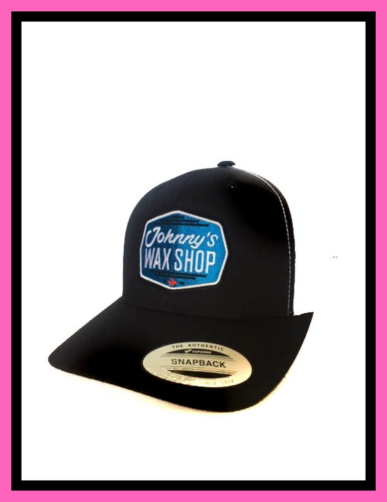 JOHNNY'S WAX SHOP HAT