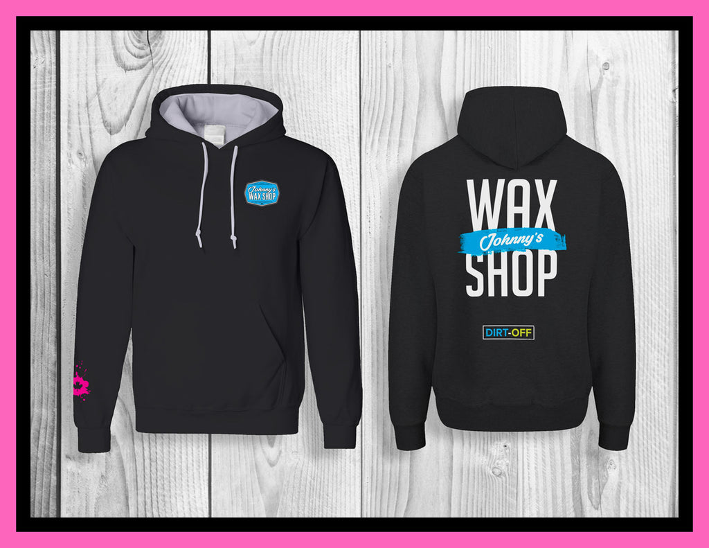 JOHNNY'S WAX SHOP SPLASH HOODIE