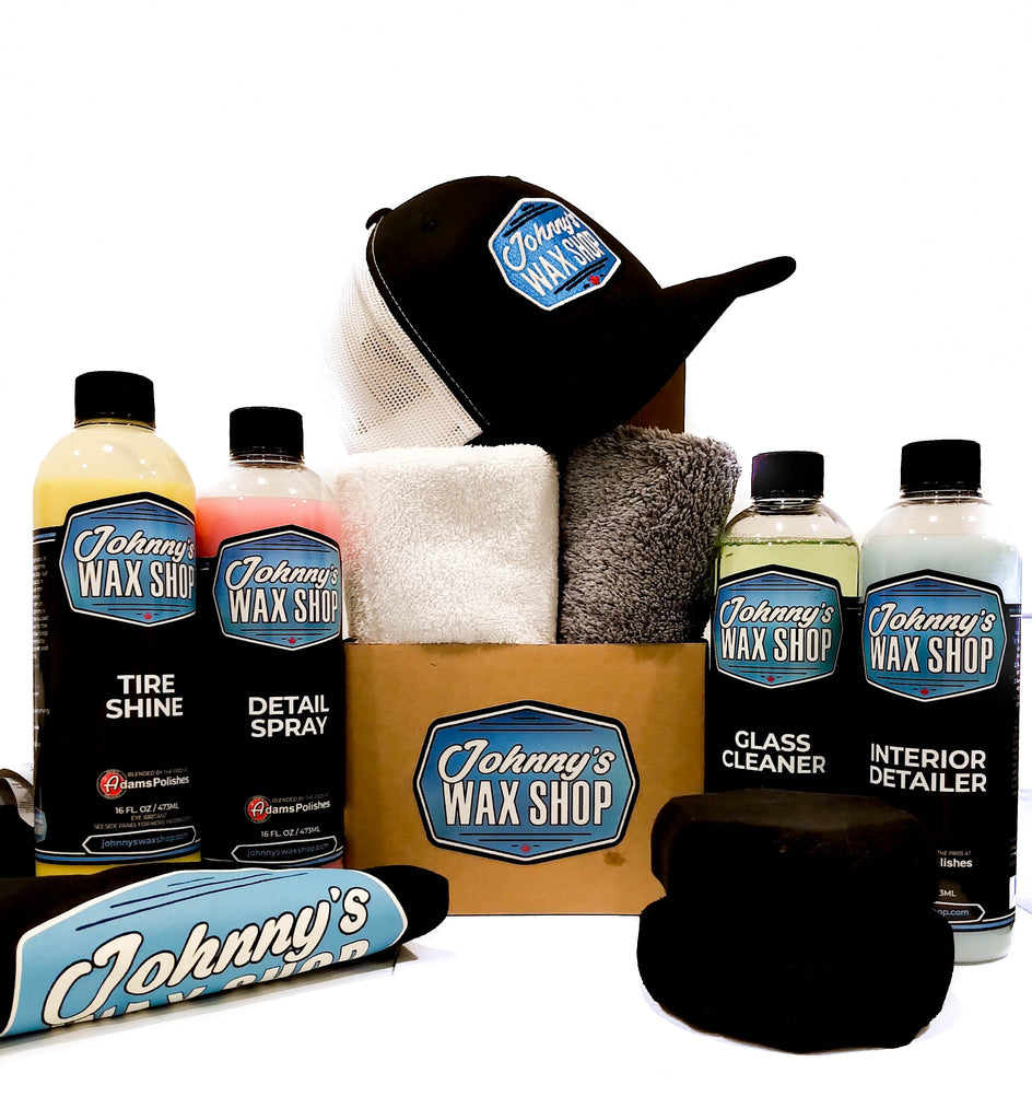 JOHNNY'S WAX SHOP 4 PACK COMBO