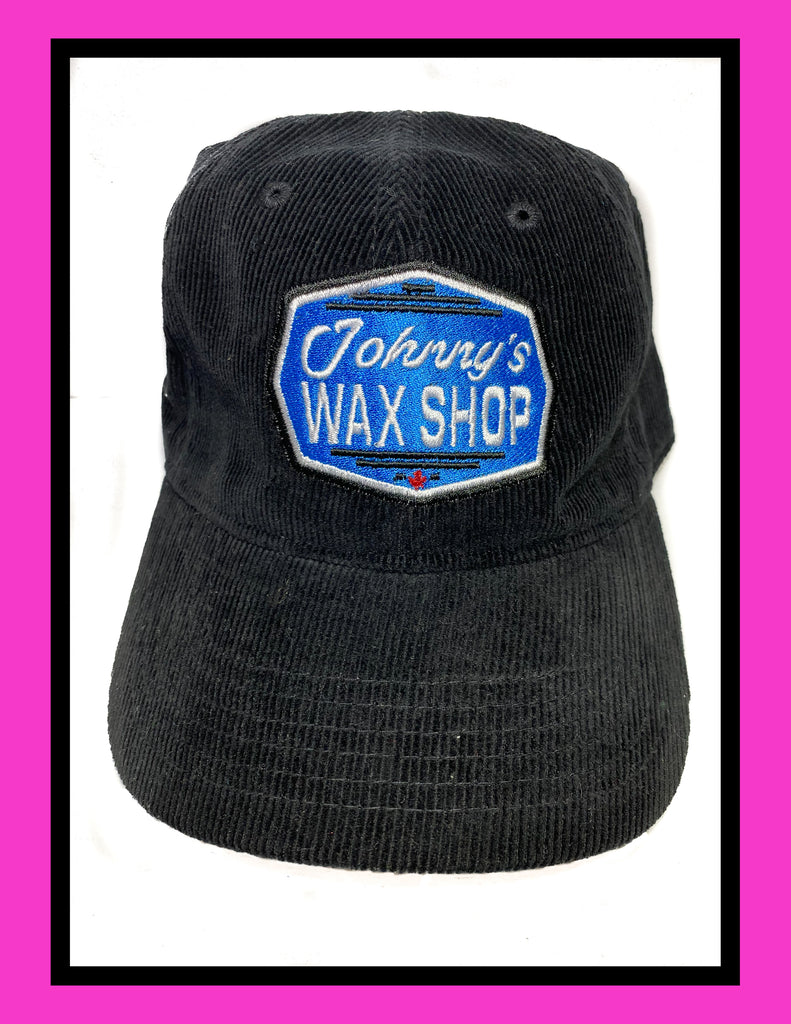 JOHNNY'S WAX SHOP CODUROY HAT