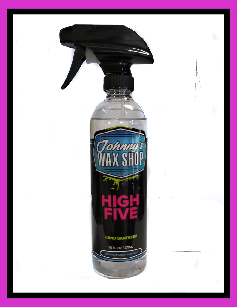 JOHNNY'S WAX SHOP HIGH FIVE