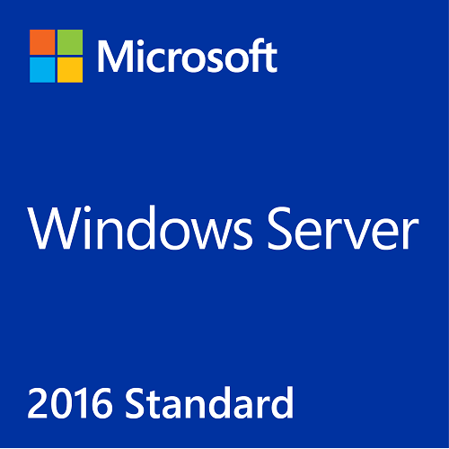 Microsoft Windows Server 2016 Standard - 1 Additional License, 4 Core (OEM)