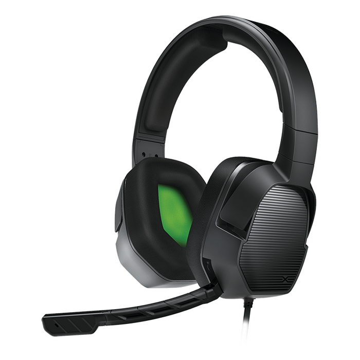 PDP Afterglow LVL3 Stereo Headset For Xbox One, Black
