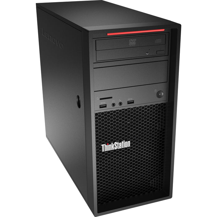 Lenovo 30BX0029US ThinkStation P520c Intel Xeon W-2133 16GB RAM 512G SSD W10P Tower Workstation