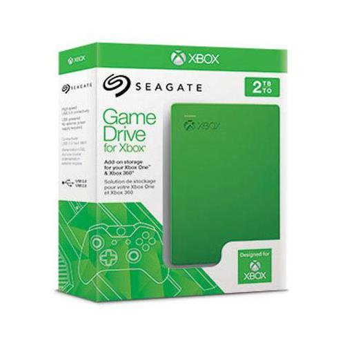 Seagate 2TB GAME DRIVE FOR Xbox - STEA2000403