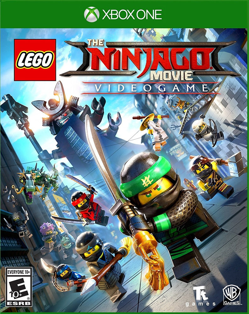 The LEGO Ninjago Movie Videogame, Warner Bros, Xbox One