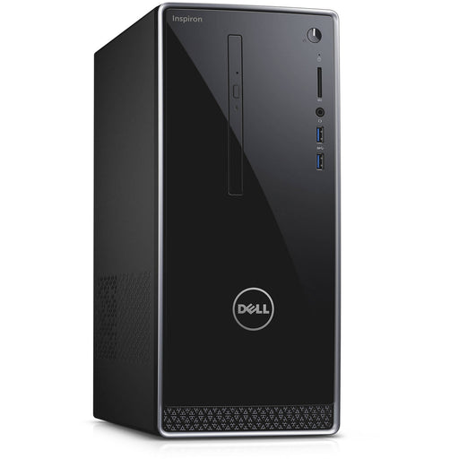Dell - Inspiron 3650 Desktop - Intel Core i5 - 8GB Memory - 1TB HD - Silver
