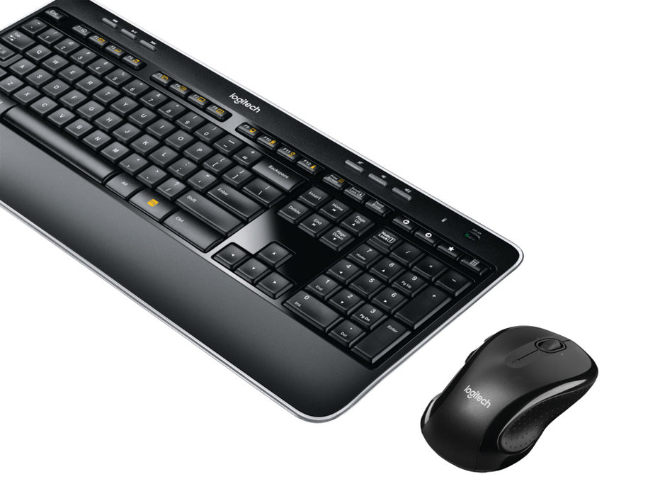 Logitech Complete Wireless Combo Keyboard and Mouse