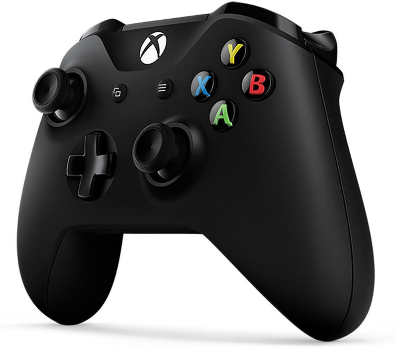 Microsoft Xbox One Bluetooth Wireless Controller, Black, 6CL00005