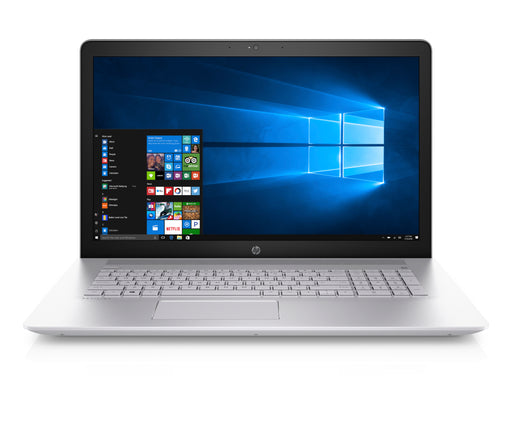 "HP Pavilion 17-ar050wm, 17.3"" Laptop, Full HD IPS Dislpay, Windows 10 Home, AMD A10-9620P QC, 8GB Memory, 1TB Hard Drive, Mineral Silver"