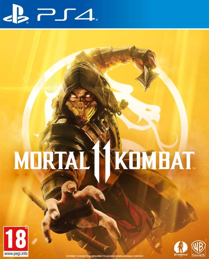 Mortal Kombat 11, PlayStation 4