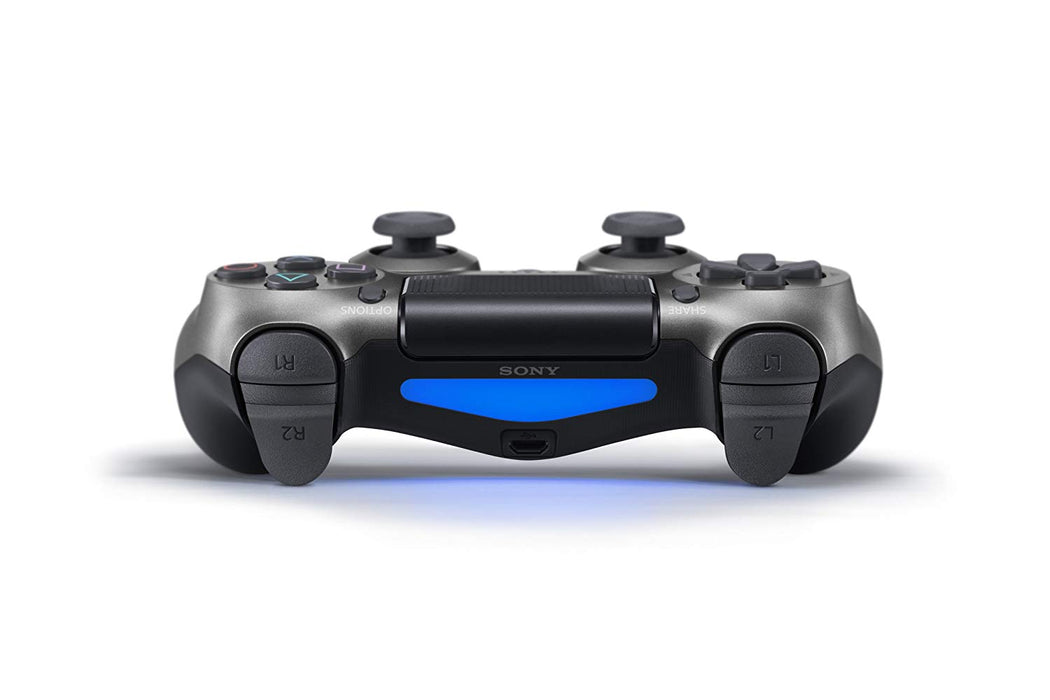 Sony PlayStation DualShock 4 Wireless Controller - Steel Black