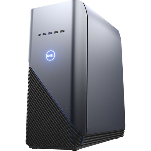 Dell Inspiron Gaming Desktop 5680, Intel Core i7 8700, NVIDIA GeForce GTX 1060 3GB GPU, 16GB 2400MHz DDR4, 2TB HDD + 128 GB SSD Storage