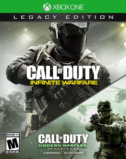 Call of Duty: Infinite Warfare Legacy Edition, Xbox One