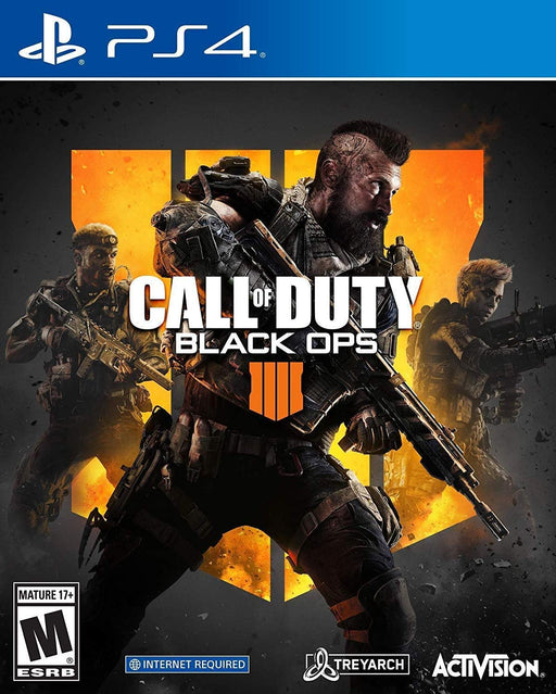 Call of Duty: Black Ops 4, Playstation 4