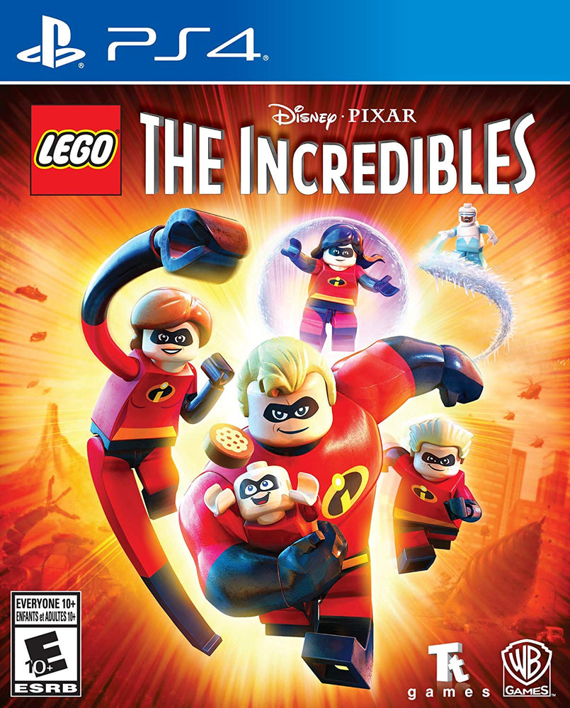 LEGO® The Incredibles, PlayStation 4