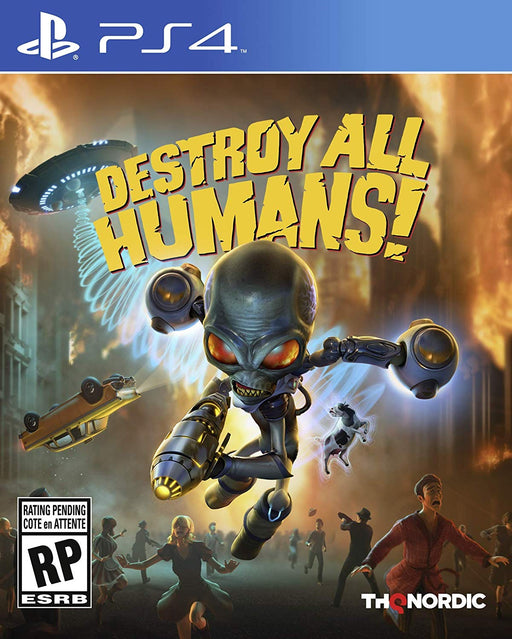 Destroy All Humans!, PlayStation 4