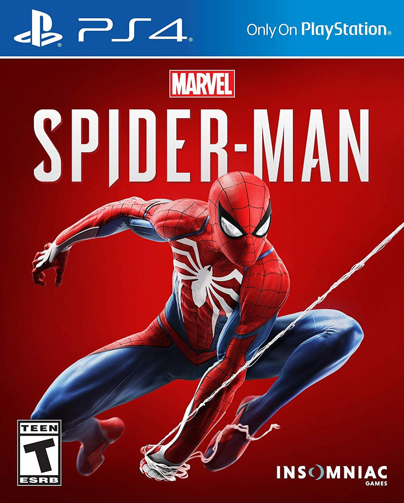 Marvel's Spider-Man, PlayStation 4