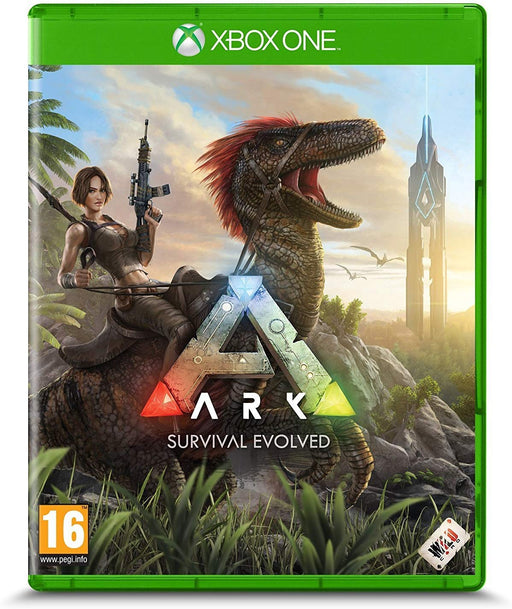 ARK: Survival Evolved, Xbox One
