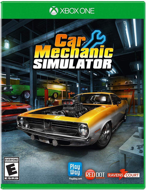 Car Mechanic Simulator, Xbox One