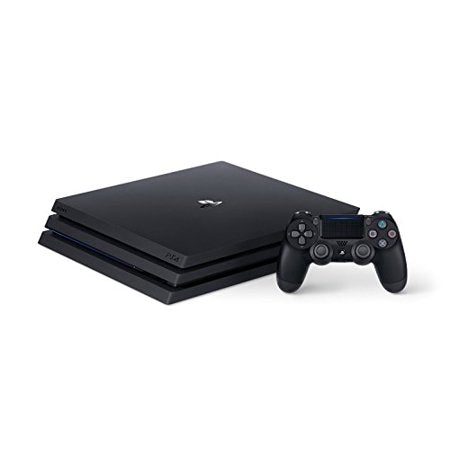 Sony PlayStation 4 Pro 1TB Console Bundle with Two DualShock 4 Wireless Controllers