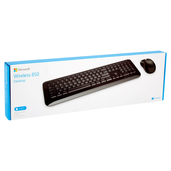 Microsoft Wireless Desktop 850 - keyboard and mouse set - English - North America