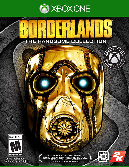 Borderlands: The Handsome Collection, 2K, Xbox One