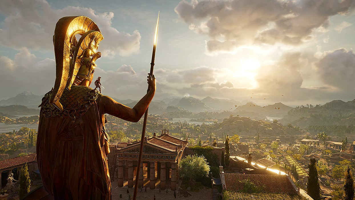 Assassin's Creed Odyssey, PlayStation 4