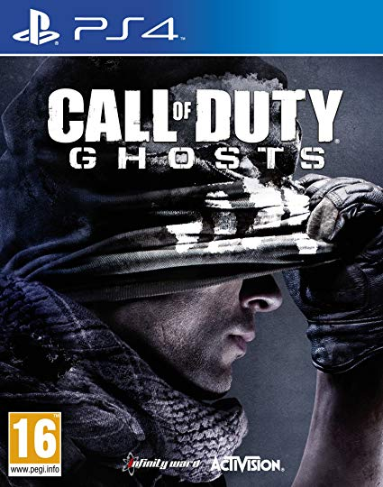 Call of Duty: Ghosts, Playstation 4