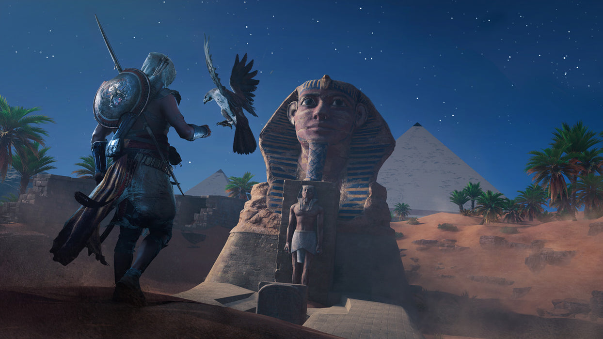 Assassin's Creed: Origins, PlayStation 4