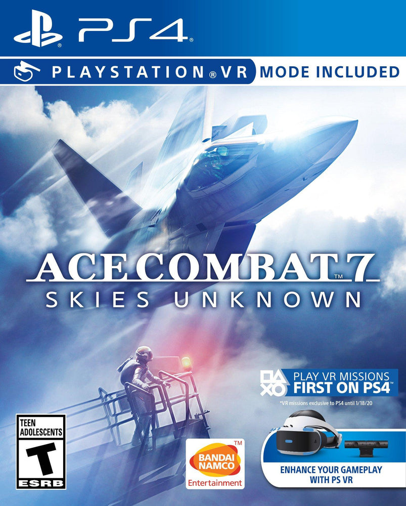 Ace Combat 7: Skies Unknown, PlayStation 4