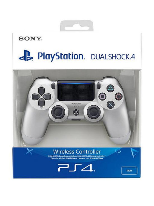 Sony PlayStation DualShock 4 Wireless Controller - Silver