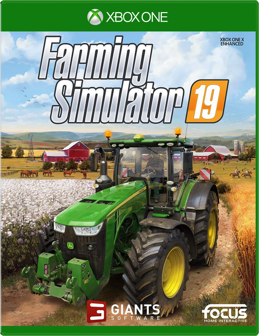 Farming Simulator 19, Xbox One