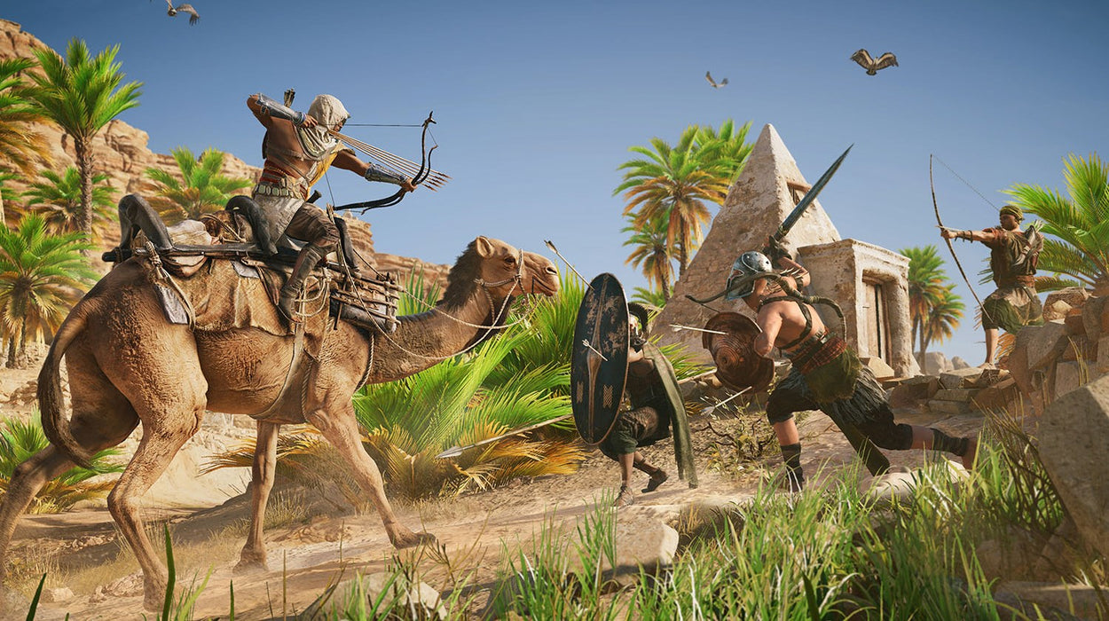 Assassin's Creed: Origins, Ubisoft, PlayStation 4, 887256028398