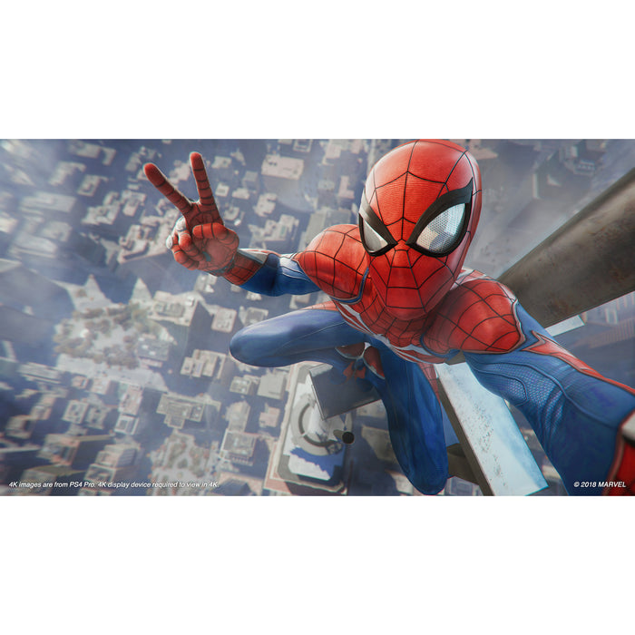 Marvel's Spider-Man, Sony, PlayStation 4
