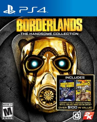 Borderlands: The Handsome Collection, PlayStation 4