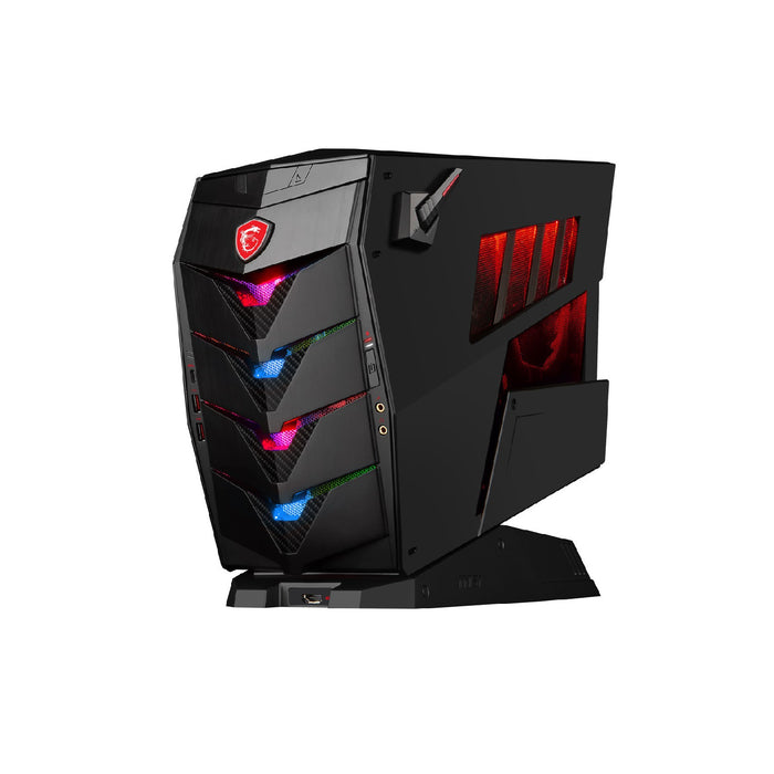 MSI Aegis 3 Plus VR Ready Gaming PC with Intel i7-8700, 16GB 2TB HDD 256GB SSD