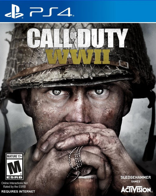 Call of Duty: WWII, PlayStation 4