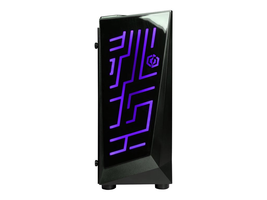 CYBERPOWERPC Gamer Master GMA6400CPG w/ AMD Ryzen 7 2700X Processor, NVIDIA GeForce GTX 1070 Ti Graphics, 16GB Memory, 240GB SSD, 2TB Hard Drive and Windows 10 Home (Monitor Not Included)