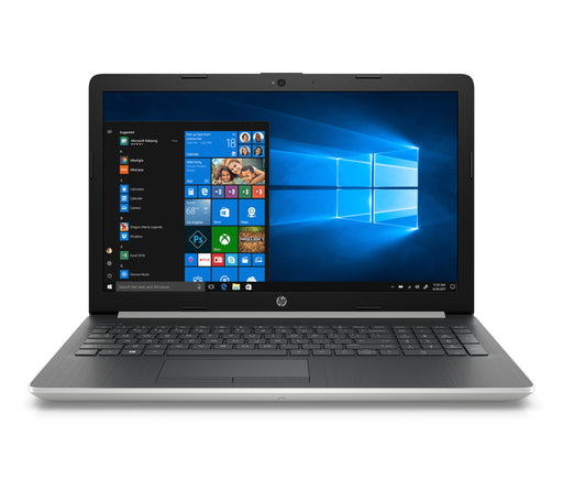"HP 15-da0032wm 15.6"" Laptop, Windows 10 Home, Intel Core i3-8130U processor, 4GB SDRAM Memory, 16GB IntelOptane Memory, 1TB Hard Drive, DVD, Natural Silver"