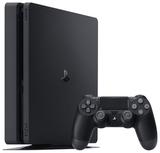 Sony PlayStation 4 Slim 1TB Gaming Console - Jet Black