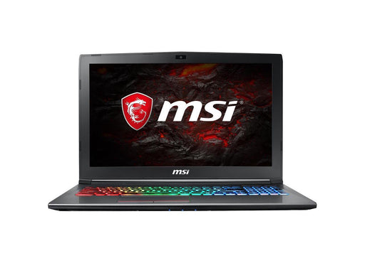 "MSI Gaming Laptop 15.6"" FHD Screen, Intel Core i7-7700HQ, 2.8-3.8 GHZ, NVIDIA GEFORCE GTX1050TI Graphic Card, 16GB DDR5 Memory, 1 TB HDD, GF622096"