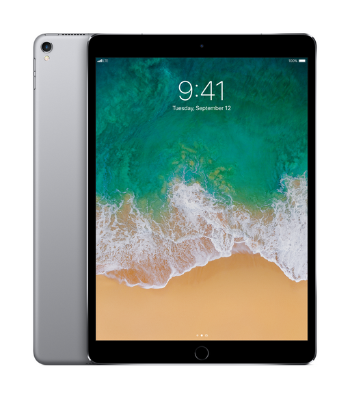 Apple 10.5-inch iPad Pro Wi-Fi + Cellular 256GB Space Gray