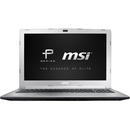 "MSI PL62 7RC-093 15.6"" Workstation Laptop i5-7300HQ 8GB 1TB HD Nvidia MX150 W10P"