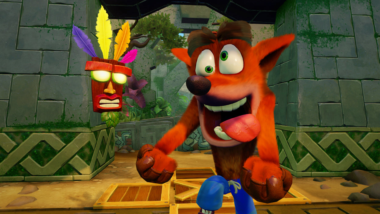 Crash N. Sane Trilogy, Activision, Xbox One, 047875881969