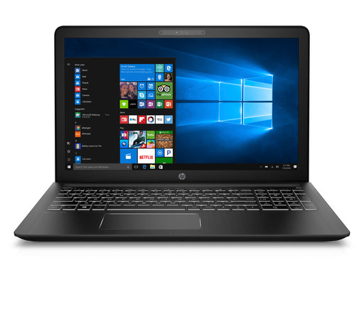 "HP Onyx Blizzard 15.6"" Laptop, FHD Screen, Intel core i5-7300hq, AMD Radeon RX 550 2GB Graphic Card, 12GB Memory, 1TB HD, Windows 10 home, 15-cb035wm"