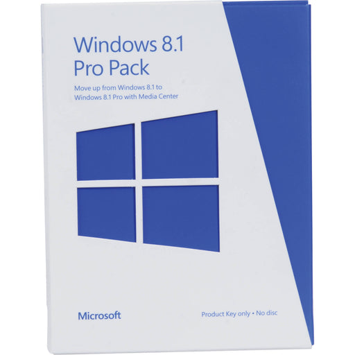 Microsoft Windows 8.1 Pro Pack English Product Upgrade (PC)
