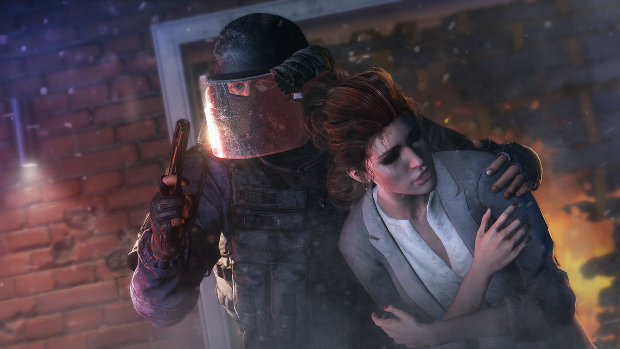Tom Clancy's Rainbow Six: Siege, PlayStation 4