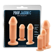 Load image into Gallery viewer, Anal Kit Prof. Jason C T-Skin Flesh